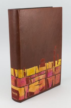 LA DIVINA COMMEDIA OR THE DIVINE VISION OF DANTE ALIGHIERI IN ITALIAN & ENGLISH. NONESUCH PRESS, DANTE.