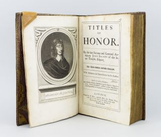 TITLES OF HONOR.