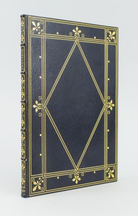 SEVEN POEMS & TWO TRANSLATIONS. BINDINGS - IMITATION DOVES BINDING, ALFRED LORD TENNYSON, DOVES...