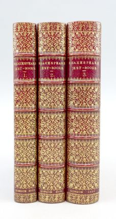SHAKESPEARE JEST BOOKS. W. CAREW HAZLITT