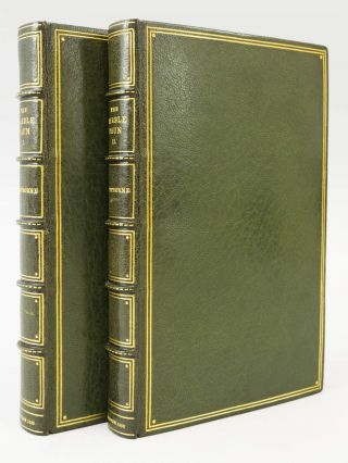 THE MARBLE FAUN: OR, THE ROMANCE OF MONTE BENI. BINDINGS - BRADSTREET, NATHANIEL HAWTHORNE.