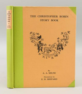 THE CHRISTOPHER ROBIN STORY BOOK.