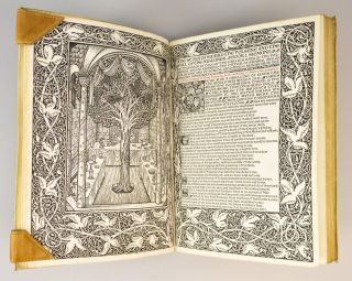 THE STORY OF SIGURD THE VOLSUNG AND THE FALL OF THE NIBLUNGS. KELMSCOTT PRESS, WILLIAM MORRIS