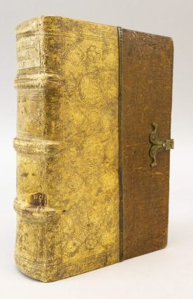 OPERA. BINDINGS - EARLY, ANTONIO MANCINELLI