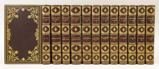 THE LIFE AND WORKS OF CHARLES LAMB. BINDINGS - FINELY BOUND SETS, CHARLES LAMB