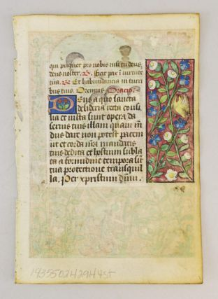 TEXT FROM THE HOURS OF THE CROSS (MATINS).