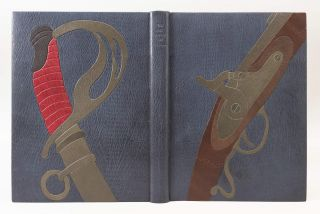 THE RED BADGE OF COURAGE. BINDINGS - DENISE LUBETT, STEPHEN CRANE