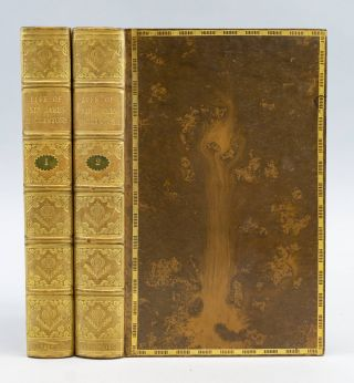 MEMOIRS OF THE LIFE OF SIR JAMES MACKINTOSH. BINDINGS - CLARKE, SIR JAMES MACKINTOSH