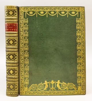 OEUVRES. BINDINGS - NEOCLASSICAL, SALOMON GESSNER