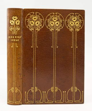 ITALY, A POEM. BINDINGS - GUILD OF WOMEN BINDERS, SAMUEL ROGERS.