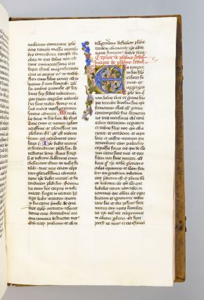 TEXT COMPRISING AUGUSTINE'S EXPOSITIONS, ALONG WITH PSALMS 62-71.