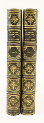 MEMOIRS OF THE OPERA IN ITALY, FRANCE, ENGLAND, AND GERMANY. BINDINGS - SMEERS, GEORGE HOGARTH,...