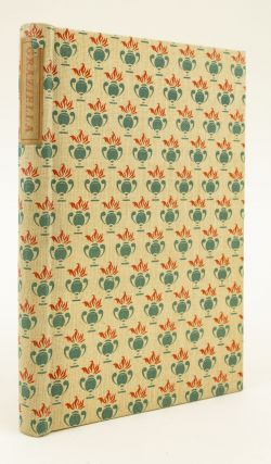 GRAZIELLA. NONESUCH PRESS, . DE LAMARTINE, LPHONSE