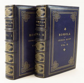 ROMOLA. BINDINGS - RAMAGE, GEORGE ELIOT