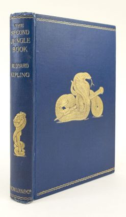 THE SECOND JUNGLE BOOK. RUDYARD KIPLING