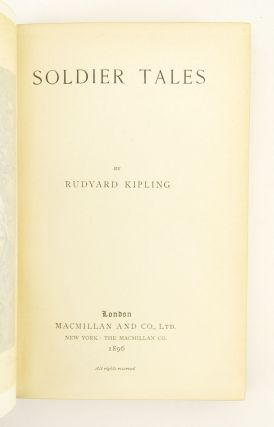 SOLDIER TALES.