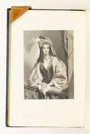THE COURT ALBUM. [and] HEATH, CHARLES. THE WAVERLEY GALLERY. [and] HEATH'S PICTURESQUE ANNUAL FOR 1832: RITCHIE, LEITCH. TRAVELLING SKETCHES IN THE NORTH OF ITALY, THE TYROL, AND ON THE RHINE. [and] THE TOURIST IN WALES.