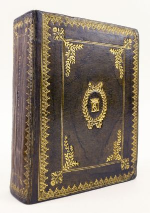 EPIGRAMMATUM LIBRI XV. BINDINGS - EARLY PARISIAN, MARCUS VALERIUS MARTIALIS
