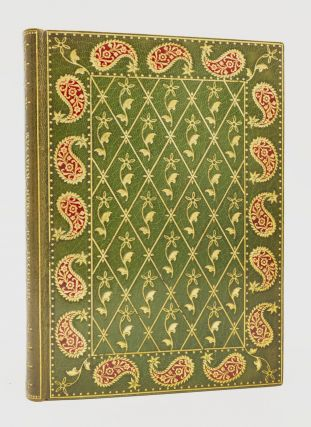THE RUBÁIYAT. BINDINGS - PERSIAN DESIGN, OMAR KHAYYÁM