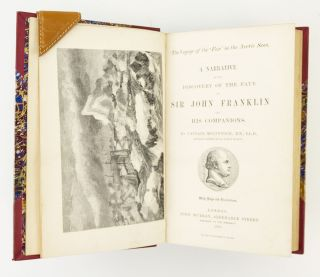 THE VOYAGE OF THE FOX IN THE ARCTIC SEAS: A NARRATIVE OF THE DISCOVERY OF THE FATE OF SIR JOHN FRANKLIN AND HIS COMPANIONS.