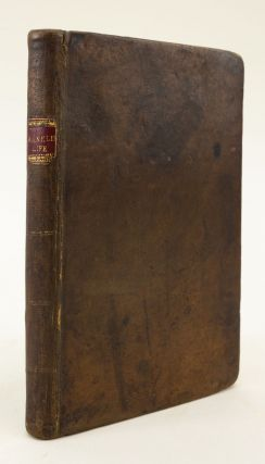 THE LIFE OF DOCTOR BENJAMIN FRANKLIN WRITTEN BY HIMSELF, TOGETHER WITH ESSAYS HUMOUROUS, MORAL,...