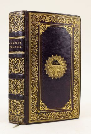 THE BOOK OF COMMON PRAYER . . . TOGETHER WITH THE PSALTER OR PSALMS OF DAVID, 19TH CENTURY...