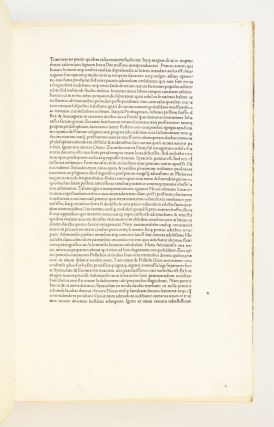 NICHOLAS JENSON, PRINTER OF VENICE: HIS FAMOUS TYPE DESIGNS AND SOME COMMENT UPON THE PRINTING TYPES OF EARLIER PRINTERS.