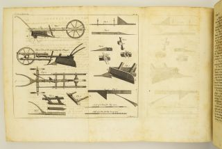 A PRACTICAL TREATISE OF HUSBANDRY. AGRICULTURE - 18TH CENTURY, DUHAMEL DU MONCEAU, HENRI-LOUIS