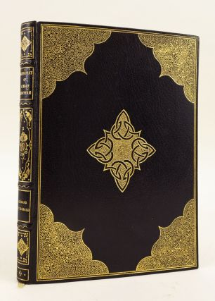 THE RUBÁIYÁT OF OMAR KHAYYÁM. BINDINGS - PERSIAN DESIGN, WILLY POGÁNY,...