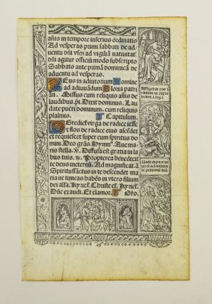 ALL WITH LIVELY BORDERS, AND SOME WITH FINELY HAND-COLORED MINIATURES.