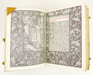 THE LIFE AND DEATH OF JASON. KELMSCOTT PRESS, WILLIAM MORRIS