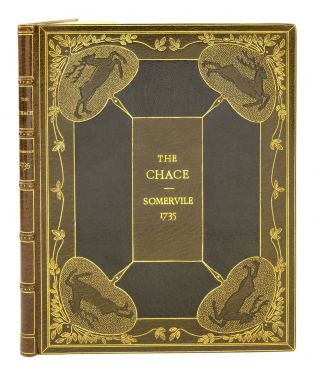 THE CHACE. BINDINGS - RIVIERE, WILLIAM SOMERVILE