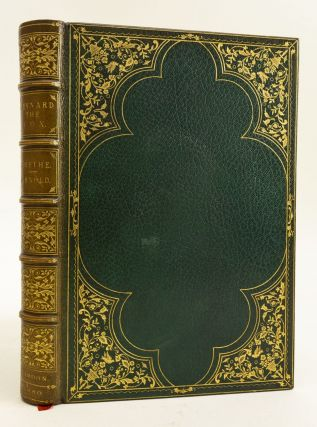 REYNARD THE FOX. BINDINGS - TOUT, JOHANN WOLFGANG VON GOETHE, EXTRA-ILLUSTRATED BOOKS