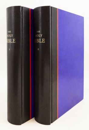 BIBLE IN ENGLISH. THE HOLY BIBLE. NEW REVISED STANDARD VERSION CONTAINING THE OLD AND NEW...
