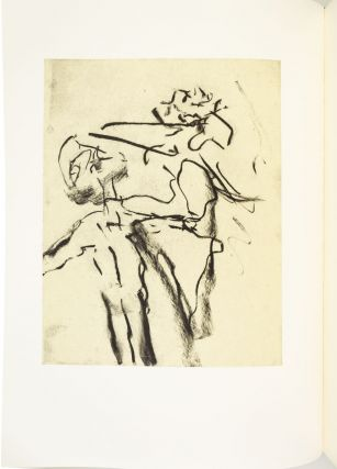 POEMS OF FRANK O'HARA. LIMITED EDITIONS CLUB, WILLEM DE KOONING, FRANK O'HARA