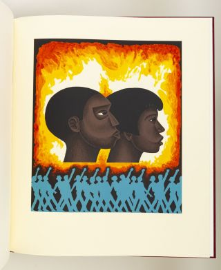 FOR MY PEOPLE. LIMITED EDITIONS CLUB, MARGARET WALKER