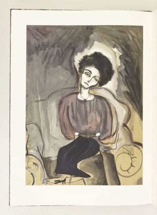 THE FALL OF THE HOUSE OF USHER. LIMITED EDITIONS CLUB, EDGAR ALLAN. ALICE NEEL POE