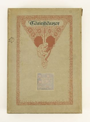 TANNHÄUSER. WILLY POGÁNY, RICHARD Designer. WAGNER