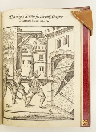 THE FOURE BOOKS . . . OF MARTIALL POLICYE, FEATES OF CHIVALRIE, AND WHATSOEVER PERTAYNETH OF WARRE.