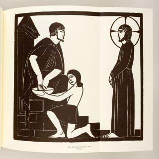 THE ENGRAVINGS OF ERIC GILL. ERIC GILL