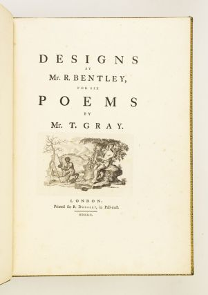DESIGNS BY MR. R. BENTLEY, FOR SIX POEMS.