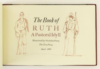 BOOK OF RUTH: A PASTORAL IDYLL.