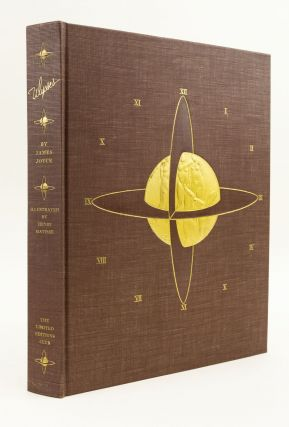 ULYSSES. LIMITED EDITIONS CLUB, JAMES JOYCE