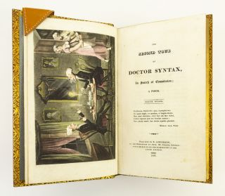 [THE THREE TOURS OF DR. SYNTAX:] IN SEARCH OF THE PICTURESQUE . . . IN SEARCH OF CONSOLATION . . . IN SEARCH OF A WIFE.