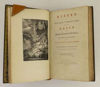 KISSES: A POETICAL TRANSLATION OF THE BASIA . . . WITH THE ORIGINAL LATIN, AND AN ESSAY ON HIS LIFE AND WRITINGS.