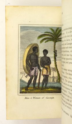 A GEOGRAPHICAL PRESENT: BEING DESCRIPTIONS OF THE PRINCIPAL COUNTRIES OF THE WORLD. WITH REPRESENTATIONS OF THE VARIOUS INHABITANTS IN THEIR RESPECTIVE COSTUMES, BEAUTIFULLY COLOURED.