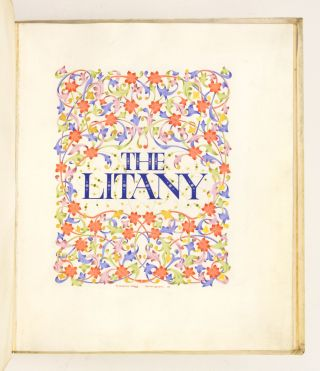 THE LITANY.