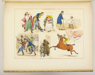 MOMENTS OF FANCY AND WHIM. [bound with] ILLUSTRATIONS. BYRON.