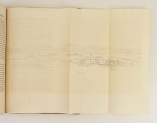 THE SANTA FÉ TRAIL TO CALIFORNIA 1849-1852. THE JOURNAL AND DRAWINGS OF H. M. T. POWELL.